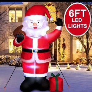 2020 Santa Claus outdoor Christmas decorations